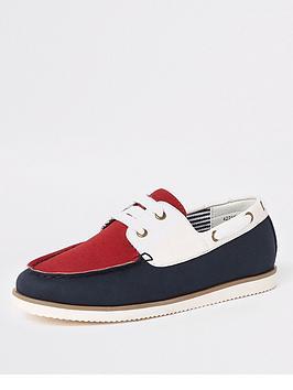 river-island-boys-boat-shoes-navy