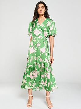 v-by-very-abstract-floral-wrap-dress-greennbsp