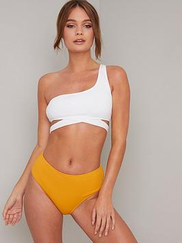 chi-chi-london-lilie-high-waisted-bikini-bottoms-mustard