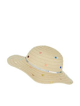 accessorize-girls-multi-sequin-floppy-hat-natural