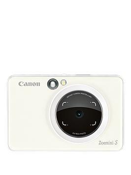Canon Canon Canon Zoemini S Pocket Size 2-In-1 Instant Camera Printer  ... Picture