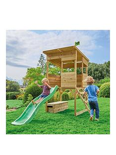 tp-tree-tops-wooden-playhouse-with-slide
