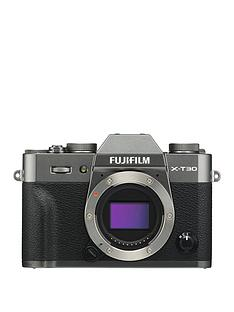 fujifilm-fujifilm-x-t30-camera-body-only-261mp-30lcd-grey