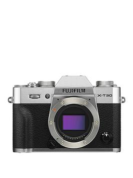 Fujifilm Fujifilm X-T30 Body Only - Silver - X-T30 Camera With 18-55Mm  ... Picture