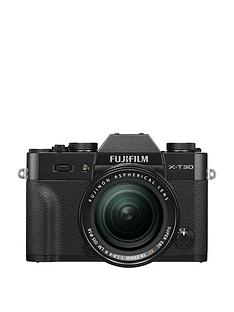 fujifilm-fujifilm-x-t30-camera-xf-18-55mm-lens-kit-261mp-30lcd-black