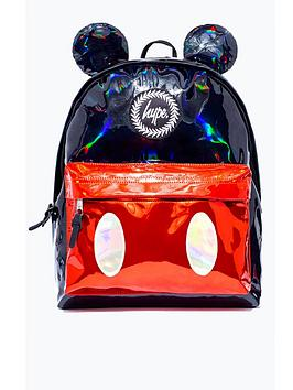 hype-boys-disney-mickey-mouse-backpack-black