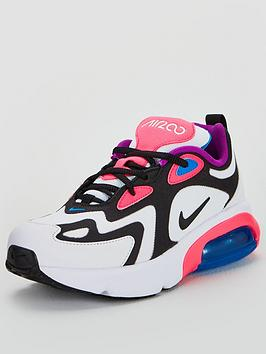 nike-air-max-200-junior-trainers-whitepinkblue