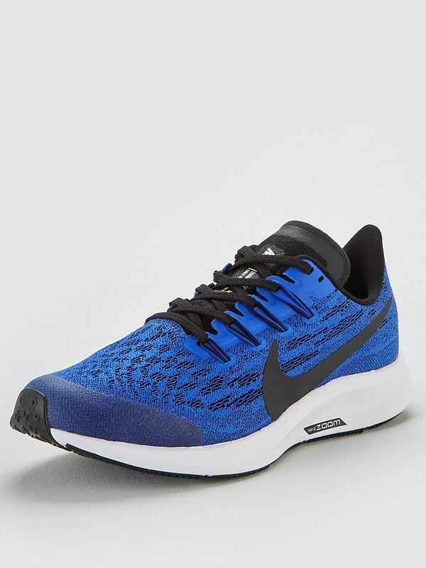 top quality uk availability cheapest Air Junior Zoom Pegasus 36 Trainers - Blue/Black