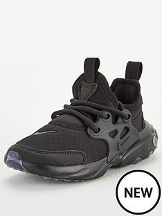 nike-react-presto-childrens-trainers-black