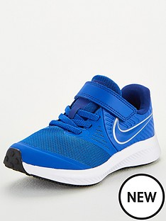 nike-childrens-star-runner-2-trainers-bluesilver