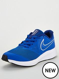 nike-star-runner-2-junior-trainers-bluesilver