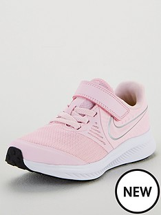 nike-childrens-star-runner-2-trainers-pinksilver