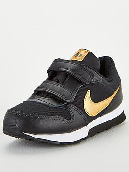 nike-md-runner-2-vtb-infant-trainers-blackgold