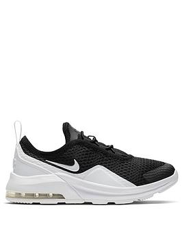 Nike Nike Air Max Motion 2 Childrens Trainers - Black/White Picture