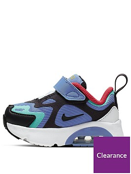 nike-air-max-200-infant-trainers-bluegrey