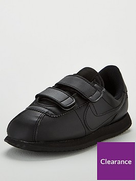 nike-cortez-basic-sl-childrens-trainers-black