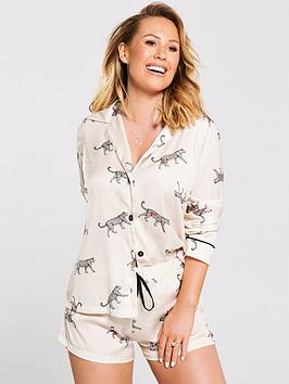kate-wright-2-piece-satin-pyjama-set-animal-print
