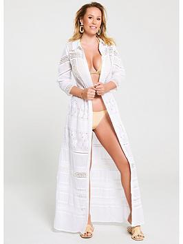 kate-wright-lace-trim-shirt-beach-dress-white