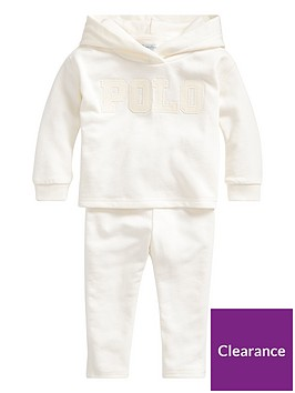 ralph-lauren-baby-girls-polo-hoodie-amp-jogger-outfit-cream