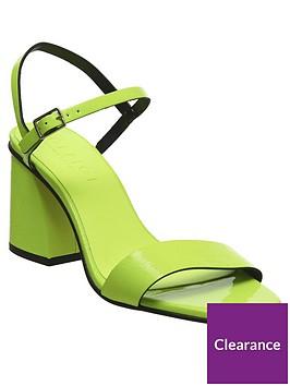 office-much-love-neon-heeled-sandal