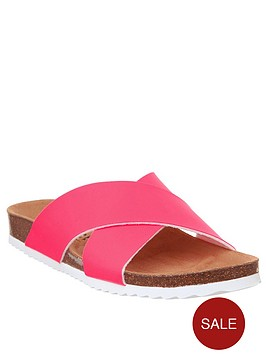 office-hoxton-flat-sandal