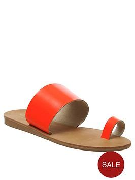 office-scuba-flat-sandal