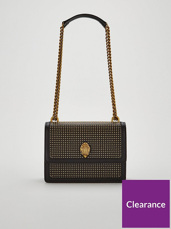 best value classic preview of KURT GEIGER LONDON Shoreditch Cross Body Bag - Black | littlewoods.com
