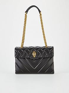 kurt-geiger-london-leather-kensington-bag-black