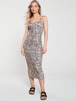 v-by-very-trim-midi-slip-dress