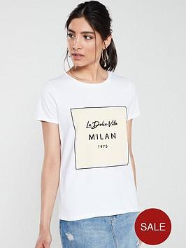 v-by-very-printed-flock-milan-tee