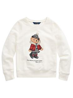 ralph-lauren-girls-christmas-bear-sweat-cream