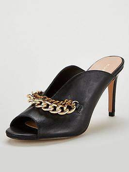 kurt-geiger-london-broadwick-chain-heeled-sandals-black