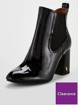 kurt-geiger-london-raylan-ankle-boots-black
