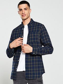 jack-jones-will-checked-shirt-navyolive