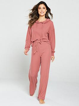 v-by-very-ribbed-lounge-co-ord-crop-hoodienbsp--rose
