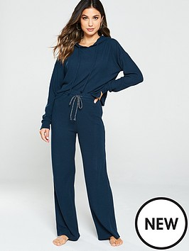 v-by-very-ribbed-lounge-co-ord-crop-hoodienbsp--midnight