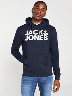 jack-jones-logo-hoody