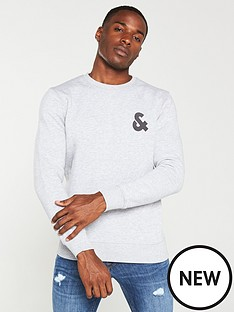 jack-jones-chest-logo-sweat