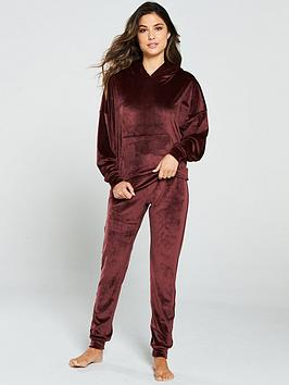 v-by-very-island-fleece-lounge-co-ord-joggersnbsp--plum