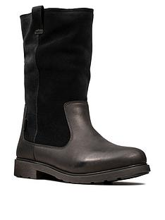 clarks-girls-astrol-rise-boots-black-leather