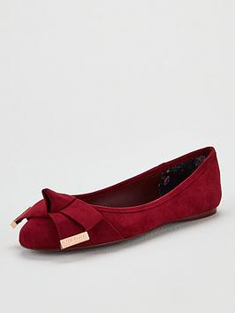 Ted Baker Ted Baker Antheia Ballerina Shoe Picture
