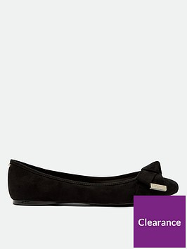 ted-baker-antheia-ballerina-shoesnbsp--black