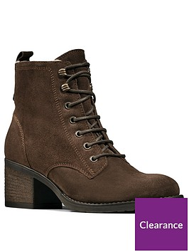 clarks-thornby-lace-ankle-boot-dark-brownnbsp