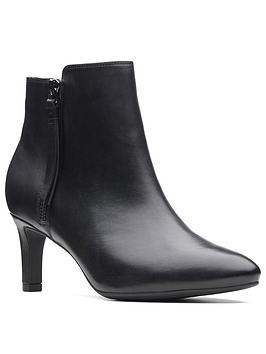 clarks-calla-blossom-wide-fit-ankle-boots-black