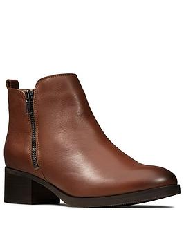 clarks-mila-sky-ankle-boots-tan