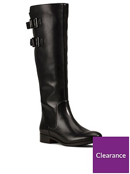 clarks-netley-ride-knee-high-boot-black