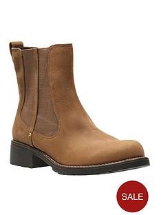 clarks-orinoco-club-chelsea-ankle-boot-brownnbsp