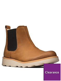 clarks-boys-crown-halo-tan-chelsea-boots-tan