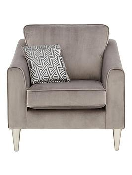 Laurence Llewelyn-Bowen Laurence Llewelyn-Bowen Apollo Fabric Armchair Picture