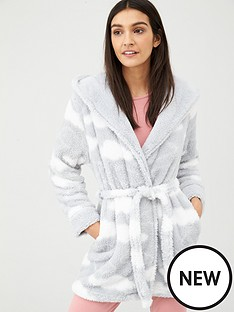 v-by-very-printed-cloud-wellsoft-robe-grey-cream